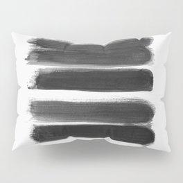 Stripes - No Comment #1 #minimal #painting #decor #art #society6 Pillow Sham