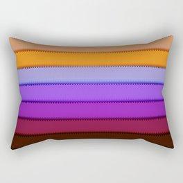 Tagged Autumn no21 Rectangular Pillow