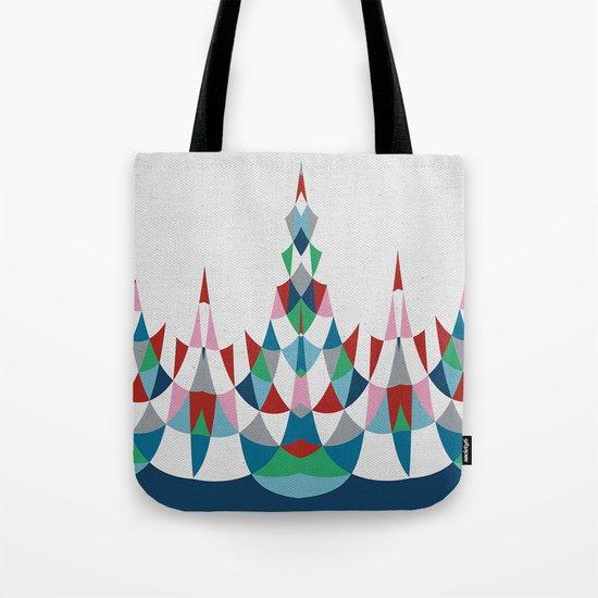 Modern Day #4 Tote Bag