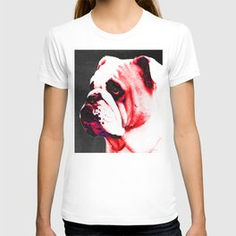 Southern Dawg By Sharon Cummings T-shirt