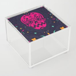LOS MUERTITOS V01 Acrylic Box