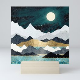 Ocean Stars Mini Art Print