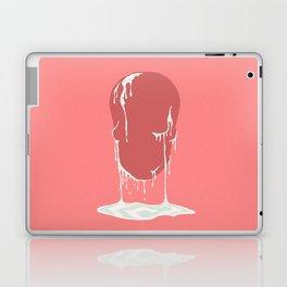 Calavera se derrite. Laptop & iPad Skin