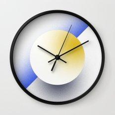 Shape Studies: Circle IV Wall Clock