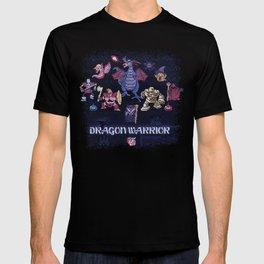Warrior Dragon T-shirt