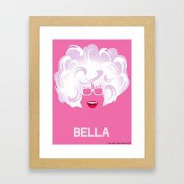 Bella Minimalistic 2 Framed Art Print