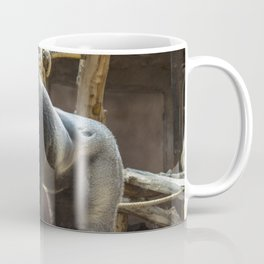 Gorilla Leader Coffee Mug