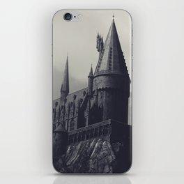 Ominous Castle iPhone Skin