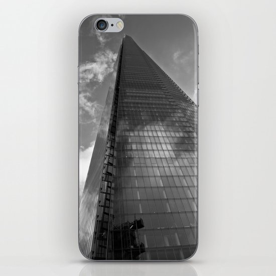 The Shard London iPhone & iPod Skin