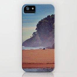 North beach iPhone Case
