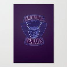 Jem'Hadar Zealots Canvas Print