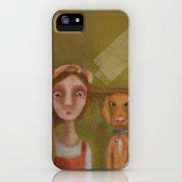 Lita und Laszlo iPhone Case