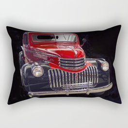 Classic Chevy Truck Rectangular Pillow