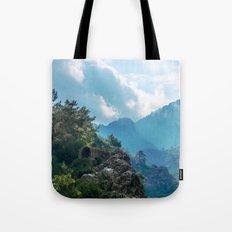 Nature's Temple Tote Bag