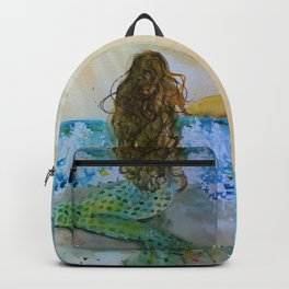 Final Joy Mermaid Backpack
