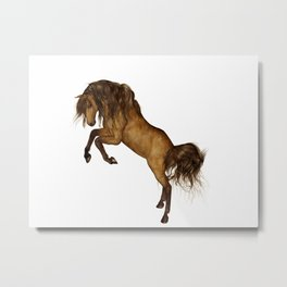 HORSE - Gypsy Metal Print