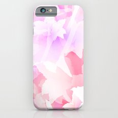 Sweet flowers iPhone 6s Slim Case