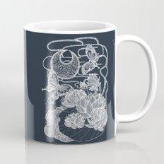Lotus and Butterfly Mug