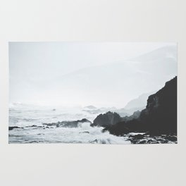 Sea Waves Seascape, Ocean Waves Photography, Sea Coast, Sea Beach Tapestry, Pillow etc Rug