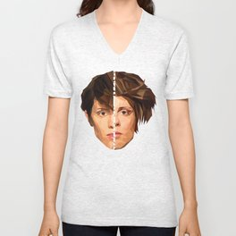 TEGAN AND SARA Unisex V-Neck