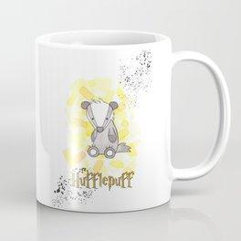 Hufflepuff - H a r r y P o t t e r inspired Coffee Mug