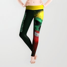 To The Core Collection: Lithuania Leggings