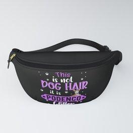 Podenco Greyhound Dog Funny Gift Idea Fanny Pack