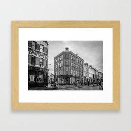 Brick Lane Framed Art Print