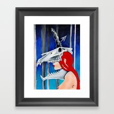 Son de Mar II Framed Art Print