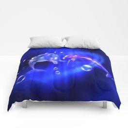 Delphine - dolphins Comforters