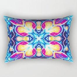 Moroccan Three Rectangular Pillow