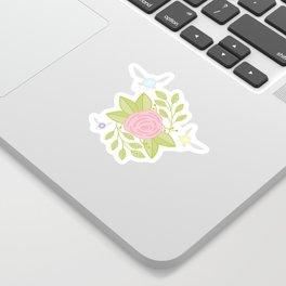 Garden of Fairies Sticker