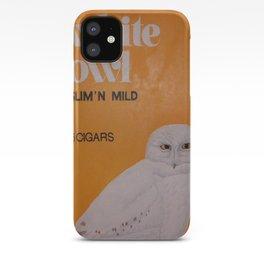 White Owl Cigars iPhone Case