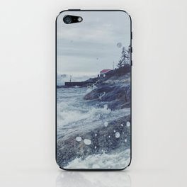 Lighthouse Park iPhone Skin