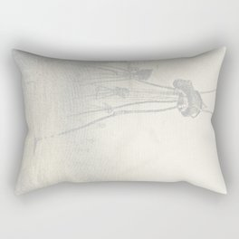 War of the Worlds (The complete book) Rectangular Pillow