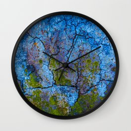 La Cocha 2 Wall Clock