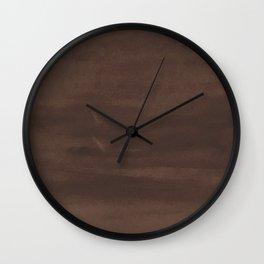 Chestnuts Roasting Wall Clock