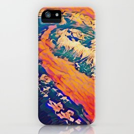 Alpine Overflight iPhone Case
