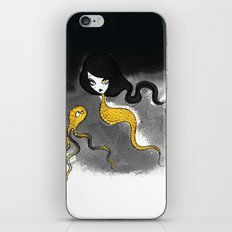 Golden Scales iPhone & iPod Skin