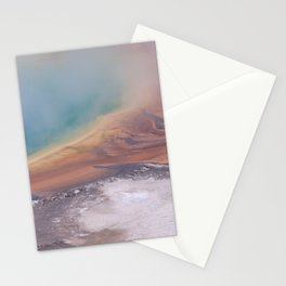Yellowstone National Park 30X12 2 PANORAMA Stationery Cards