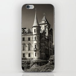 Dunrobin Castle Scotland iPhone Skin
