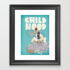 Childhood Framed Art Print