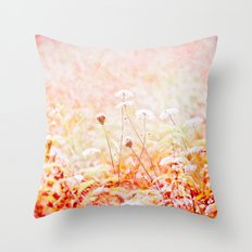 Daucus Carota Throw Pillow