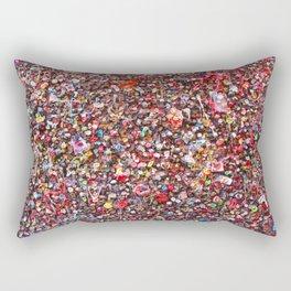 Bubblegum Alley V Rectangular Pillow