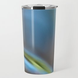 Glass Abstract  - JUSTART © Travel Mug