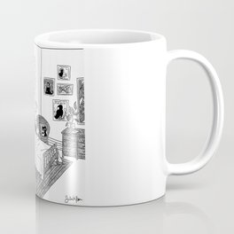 Bedroom 1 Coffee Mug