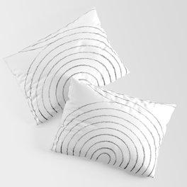 Linear arches Pillow Sham