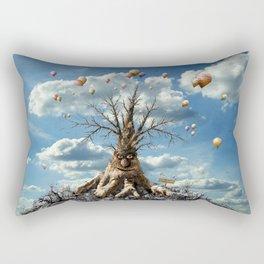 750 years old - happy birthday ! Rectangular Pillow