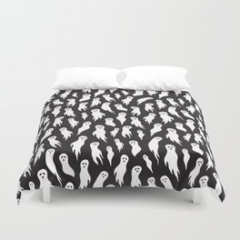 Ghosts Duvet Cover
