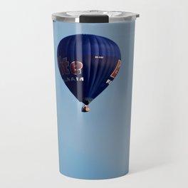 Blue air balloon Travel Mug